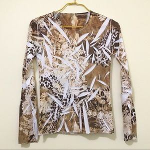 🔴FREE with purchase🔴 Vintage Patterned Shirt